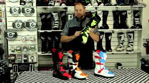 thor motocross gear nz thor blitz mx boots from www tracktion co nz youtube
