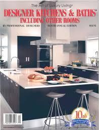 Designer Kitchens Magazine Press Kuche Cucina