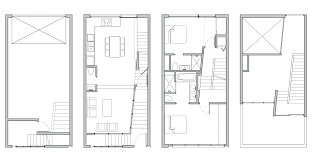 r2 living townhouses abramson teiger architects