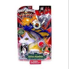 power rangers jungle fury rhino morpher roleplay toy walmart