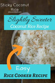 how to make coconut rice u2013 easy coconut rice recipes to make at home