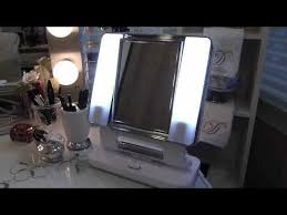 mirror mirror that s 2 for me love them both as you will see ottlite vanity hollywood review