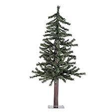 vickerman alpine tree unlit 3 green