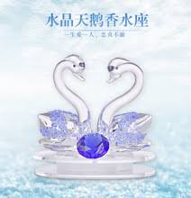 glass swan ornaments reviews shopping glass swan
