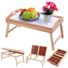 Folding Wooden Bed Wooden Bed Tray Ebay