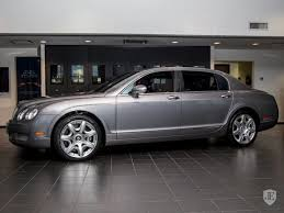 bentley silver wings 2007 bentley continental in houston united states for sale on