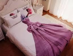 queen size princess bedding sets kids teen girls 100 cotton bed