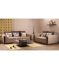 Sofa Set Buy Online India Hometown Amazon Fabric 3 2 Sofa Set Buy Hometown Amazon Fabric 3