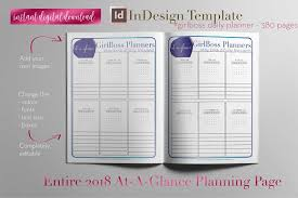 day planner template indesign daily planner indesign template stationery templates creative