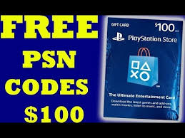 psn gift card how to get free psn gift card codes new 2018