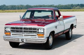 1985 dodge ram truck ram truck invites owners to help history with parade photo