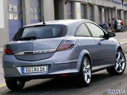 2005 opel astra opc related infomation specifications weili