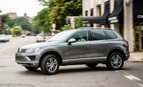 that u0027s so 2016 volkswagen 2016 volkswagen touareg test u2013 review u2013 car and driver