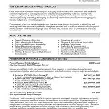 Superintendent Resume Assistant Golf Course Superintendent Resume Sales