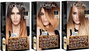 preference wild ombre on short hair l oreal preference wild ombre kit 3 review michleoz