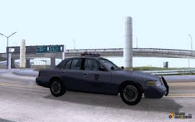 2003 ford crown victoria csi miami unit for gta san andreas