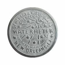 water meter new orleans orleans water meter car coaster