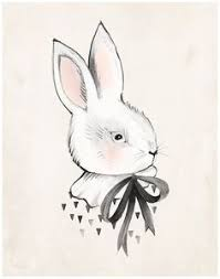 bunny i just fell in love with this bunny art life