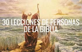 111 Lecciones Que La Vida 30 Lecciones De Vida Que Aprendí De Personas De La Biblia Josué