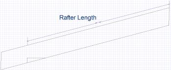 Hip Roof Design Calculator Online Rafter Length Calculator