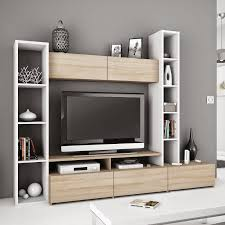 meuble tv avec bureau merveilleux meuble tv avec rangement alinea ensemble bureau a g