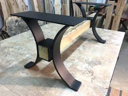 Coffee Table Legs Metal Coffee Table Metal Legs Fieldofscreams