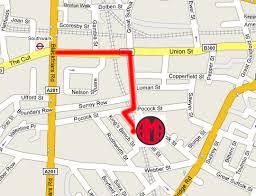 Tate Modern Floor Plan Alma Enterprises Location
