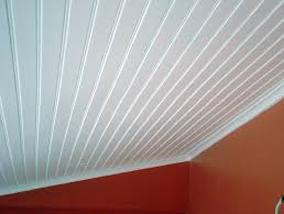 Pvc Beadboard Sheets - beadboard ceiling panels how to install wainscot paneling on