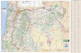 Ohio Map With Cities by Oregon State Maps Usa Maps Of Oregon Or