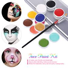 How To Remove Halloween Makeup by Compare Prices On Halloween Color Palette Online Shopping Buy Low