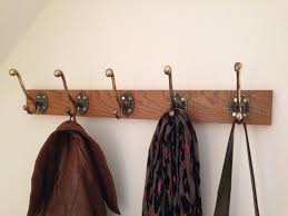 Shabby Chic Coat Hangers by Shabby Chic Coat Rack Vintage Hook Coat Rack How To Make A Coat