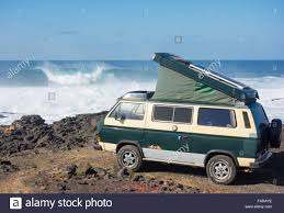 volkswagen camper pink vw camper stock photos u0026 vw camper stock images alamy