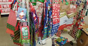 clearance christmas wrapping paper dollar tree 50 christmas clearance decor wrapping paper