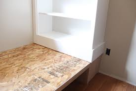 Daybed With Bookcase How To Diy Ikea Built Ins Bright Green Door