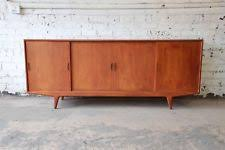 Sideboard Modern Danish Modern Antique Sideboards U0026 Buffets Ebay