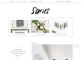 Lifestyle Blog Design Blog Design Inspiration From Some Of The Most Awesome Sites We U0027ve