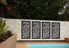 Decorative Screens Garden Screen Panels Decorative Screens In Perth Watergarden