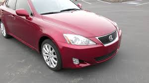 hendrick lexus kansas city 07 lexus is250 youtube