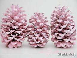 secrets to painting pinecones for christmas the right way shabbyfufu