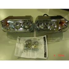 meyer snow plow replacement lights complete lights kits plow parts meyer plows