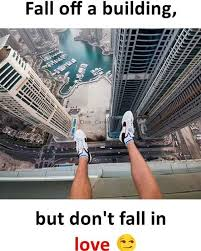 Building Memes - dopl3r com memes fall off a building one car but dont fall in love
