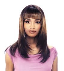 straight weave hairstyles with bangs u2014 marifarthing blog