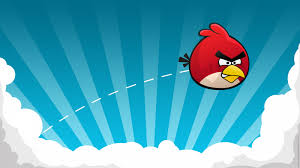 angry birds wallpaper powerpoint background free download ppt