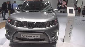 suzuki vitara s 1 4 boosterjet allgrip 2016 exterior and