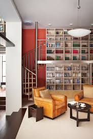 82 best bookshelves images on pinterest architecture bookcases ruben dishdishyan house by nicholas lyzlov