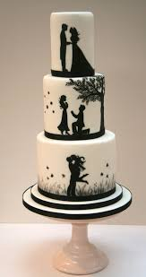 wedding cake decorating classes london romantic silhouette wedding cake london etoile bakery