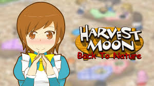 Harvest Moon by Harvest Moon In A Nutshell Back To Nature Friends Of Mineral