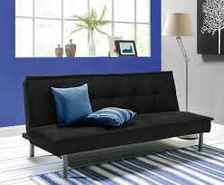 Microfiber Futon Couch Amazon Com Dhp Kent Convertible Microfiber Couch Bed With Sturdy