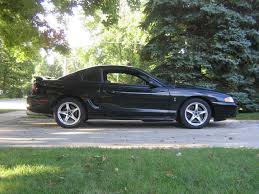 2004 Ford Mustang Black Strangedemon 2004 Ford Mustang Specs Photos Modification Info At
