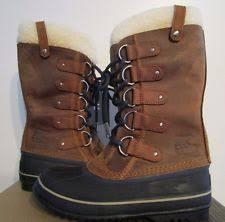 sorel womens boots size 11 sorel s solid shoes ebay